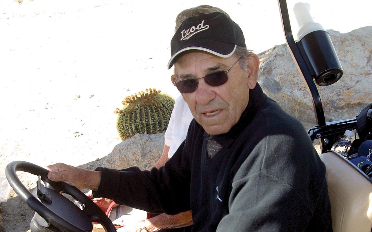 Yogi Berra lives on in sermons