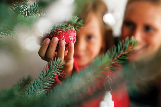 Christmas: To receive is to give
