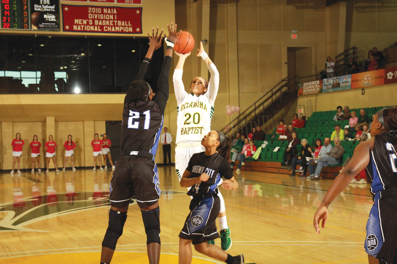 OBU women's basketball previews