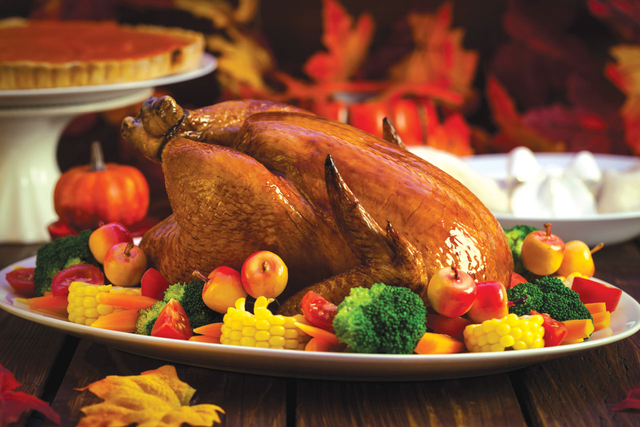 Christian Health: Thanksgiving food safety