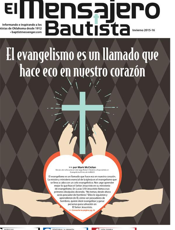 El Mensajero Bautista – Invierno 2015