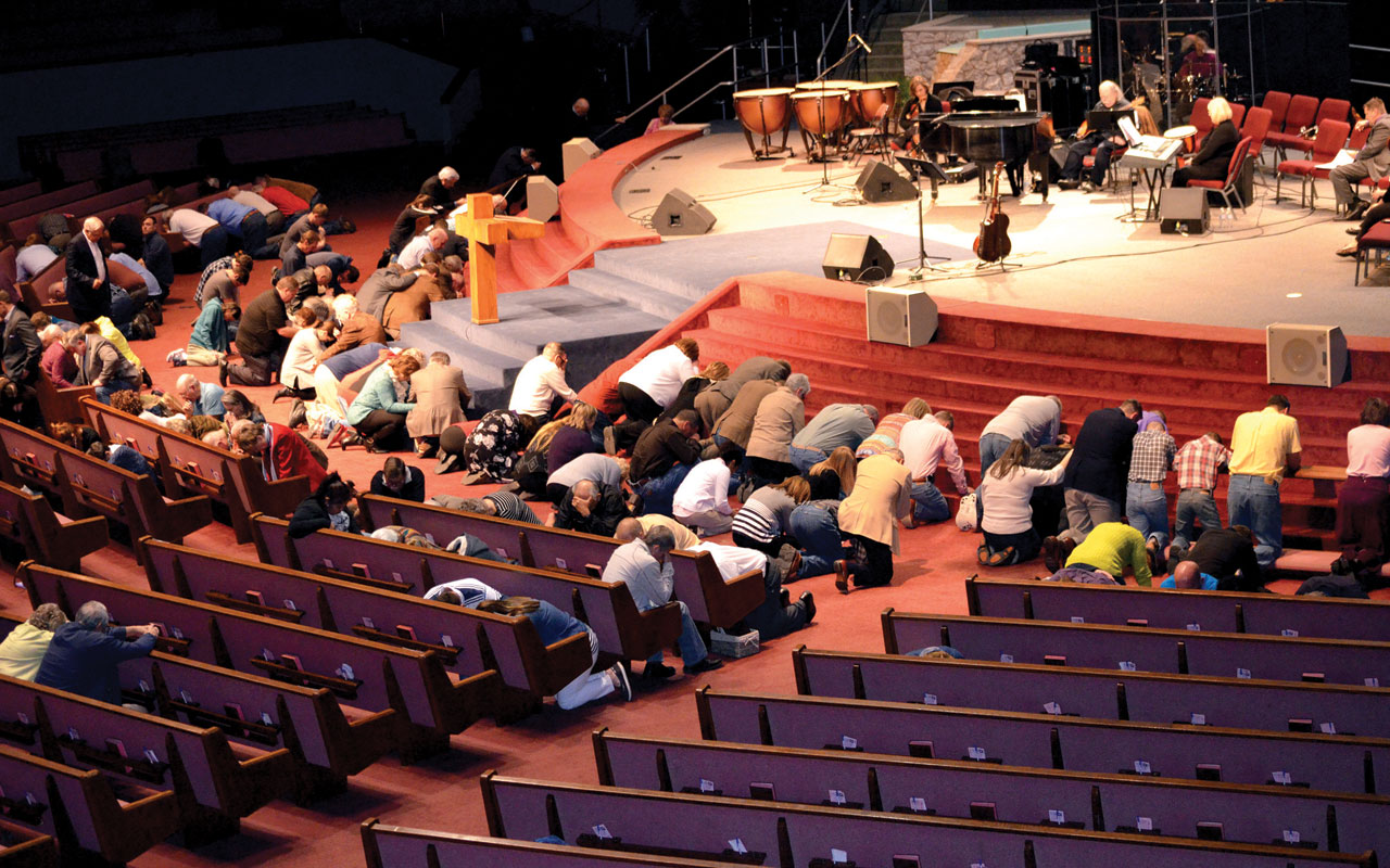 SEC to host Night of Prayer Jan. 24