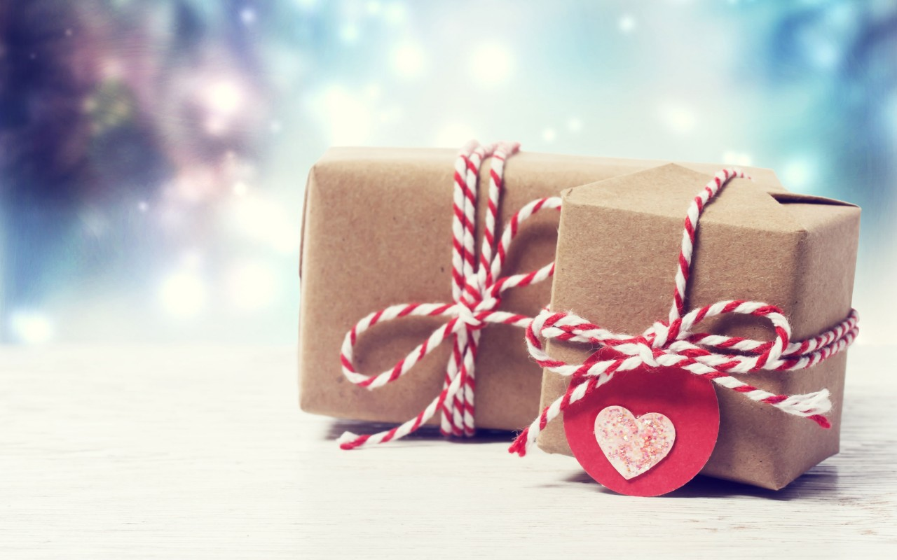 Rite of passage parenting: 'Christmas gift!'