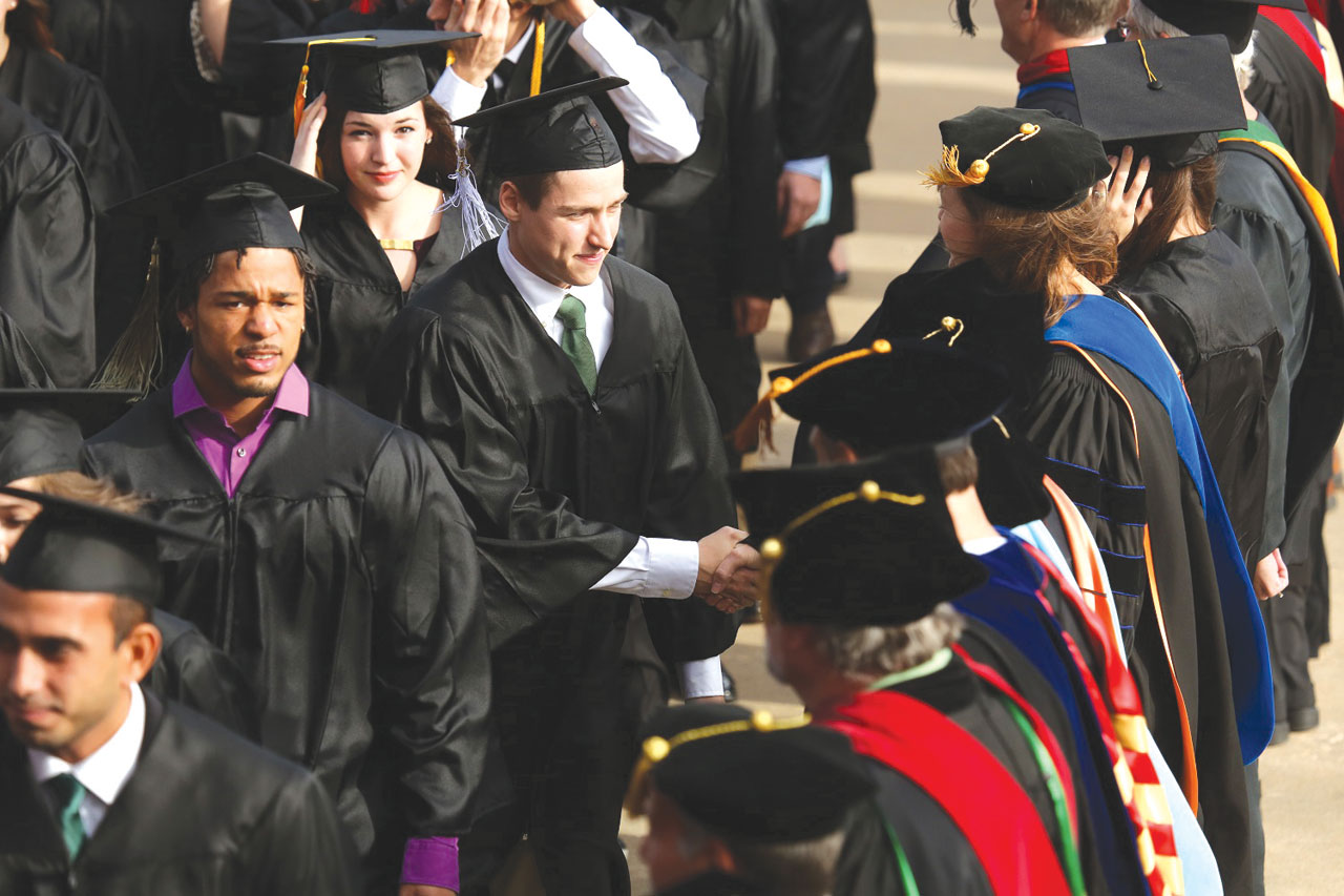 OBU Celebrates Class of 2015 During Winter Commencement