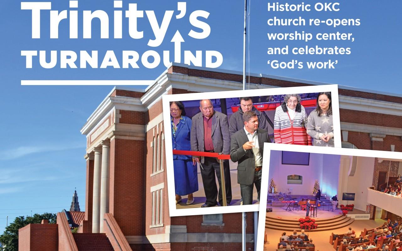 Trinity's Turnaround
