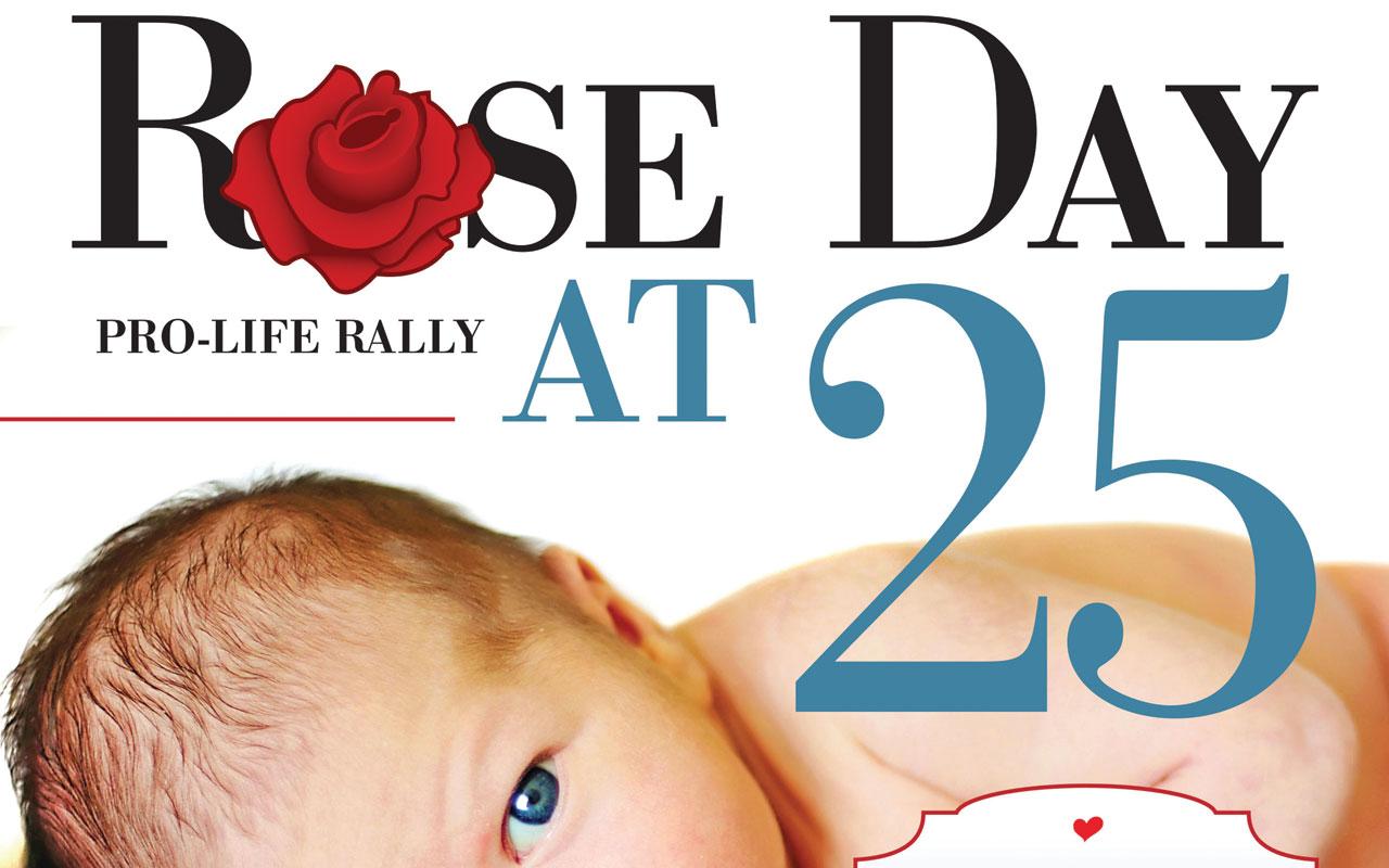 Rose Day at 25