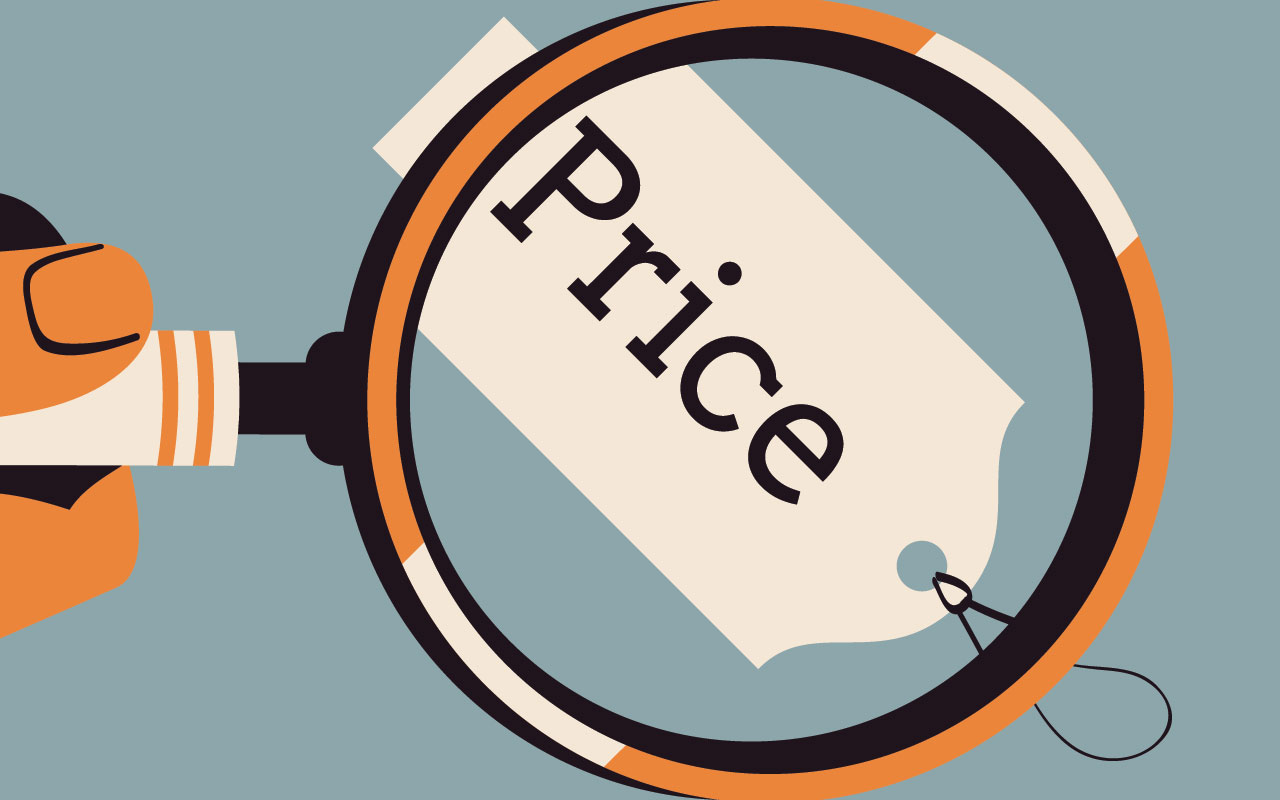 Rite of passage: Price versus cost