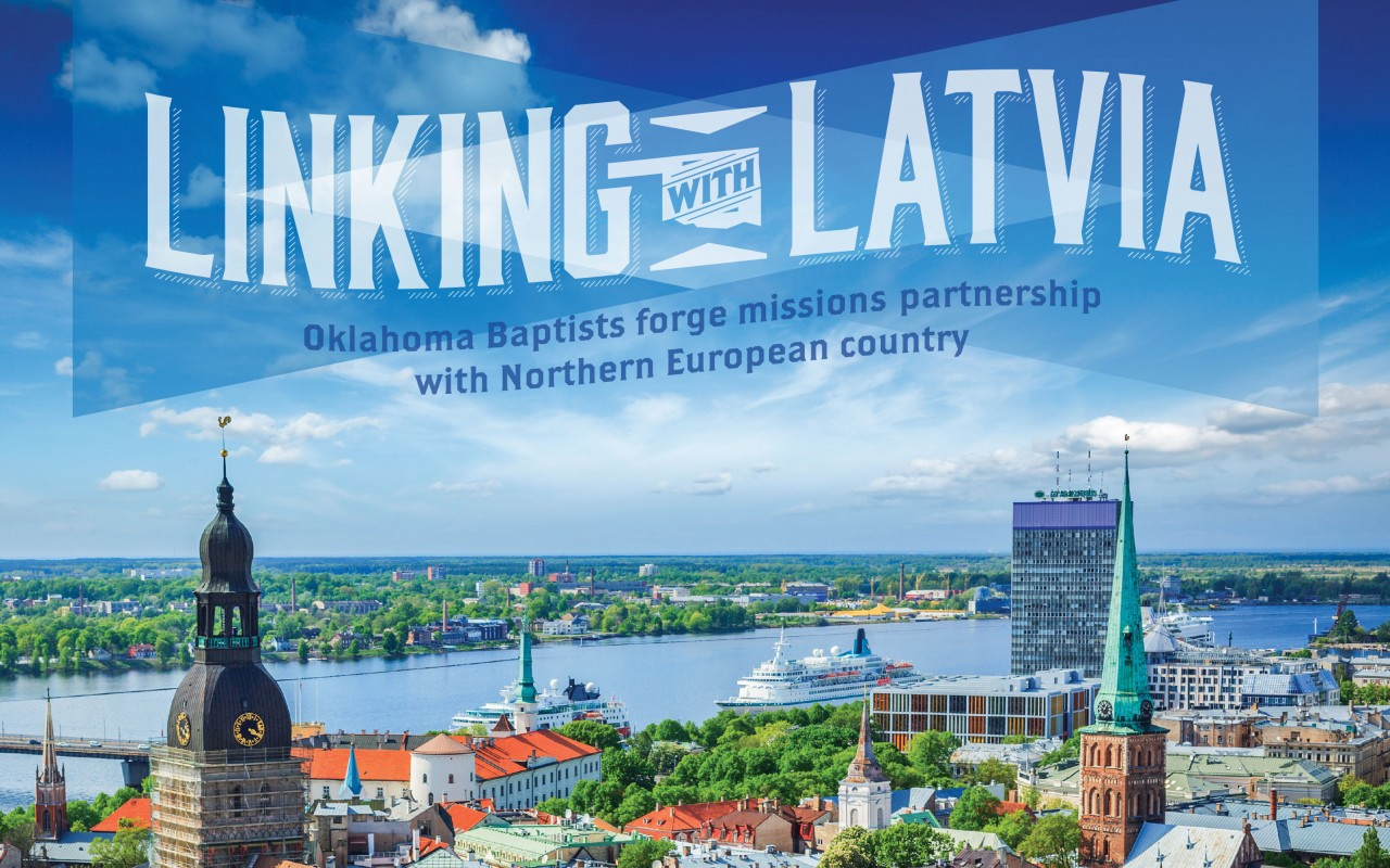Linking with Latvia