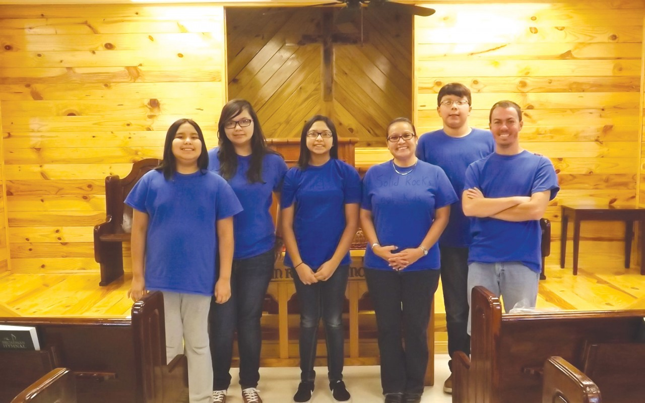 Glenpool, Solid Rock students excited to serve