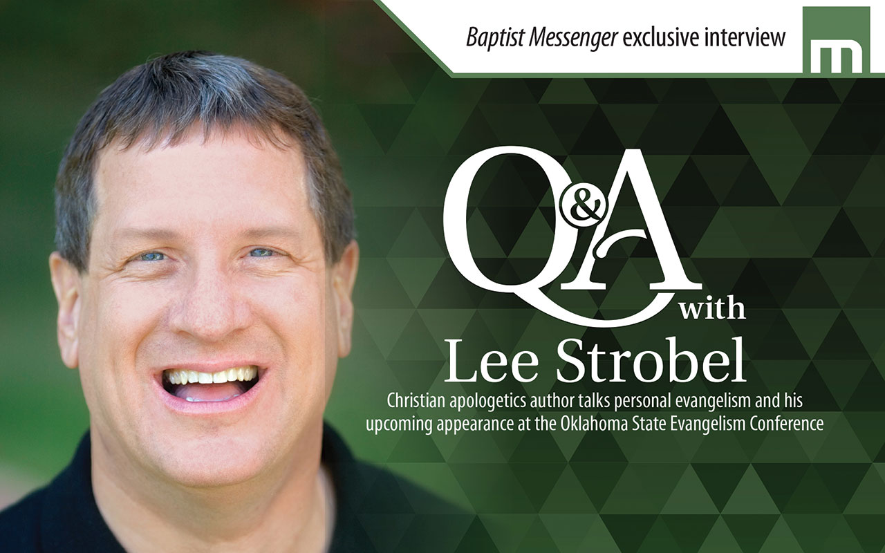 Messenger Insight 240 – Lee Strobel
