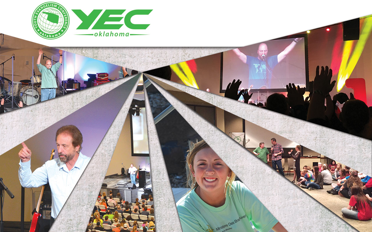 YEC at the Creek: student event experiences change of venue, time, and format