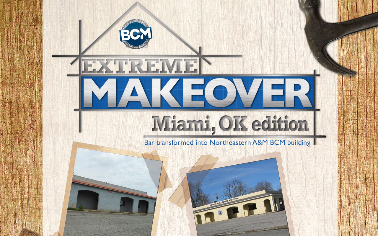 Extreme Makeover:Miami, OK edition