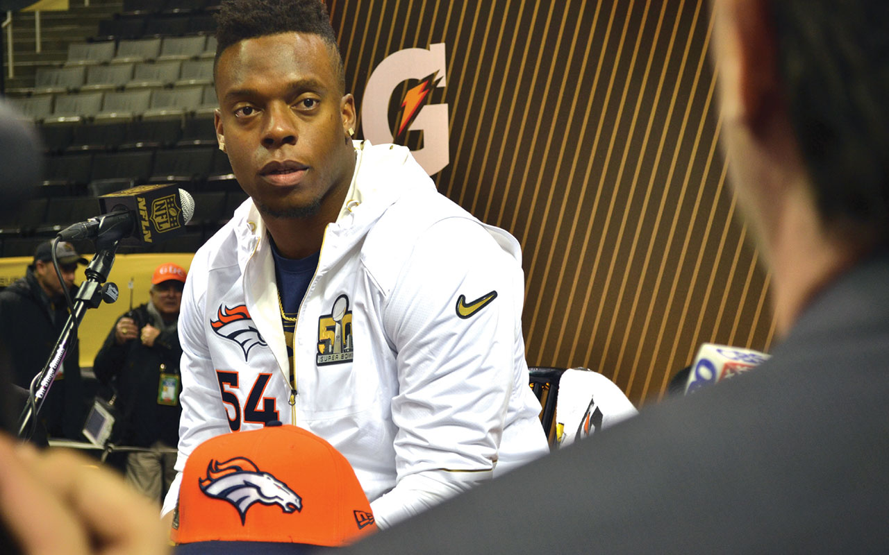 Super Bowl: Broncos, Panthers discuss sportsmanship, faith