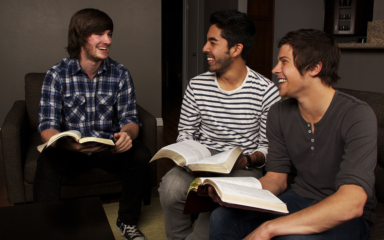 Strengthen: Small groups—backbone of the church