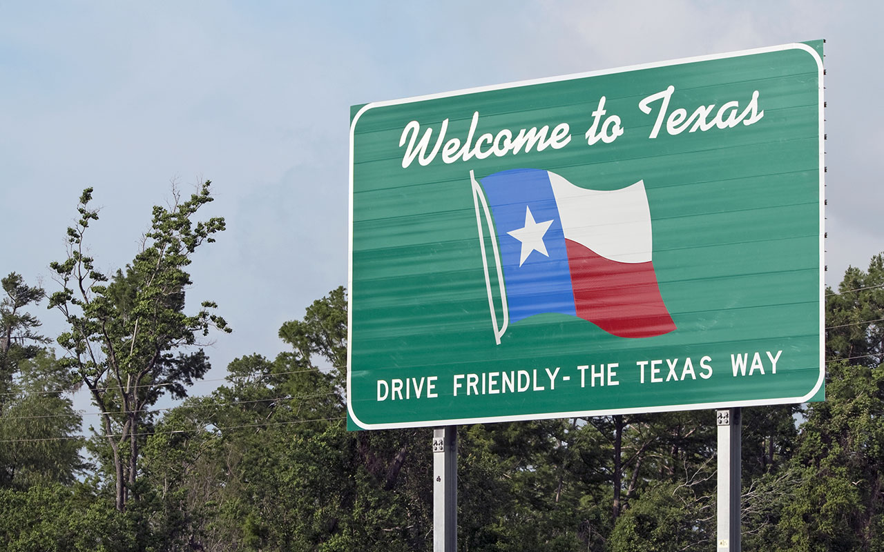 Conventional Thinking: The eyes on Texas