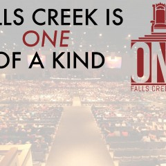 Falls Creek is ONE of a kind