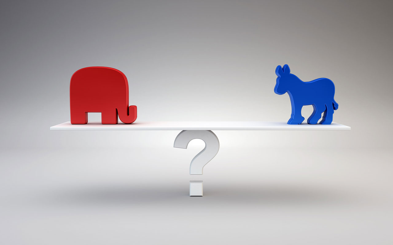 Conventional Thinking: The election that changes it all?