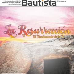 El Mensajero Bautista – Primavera 2016
