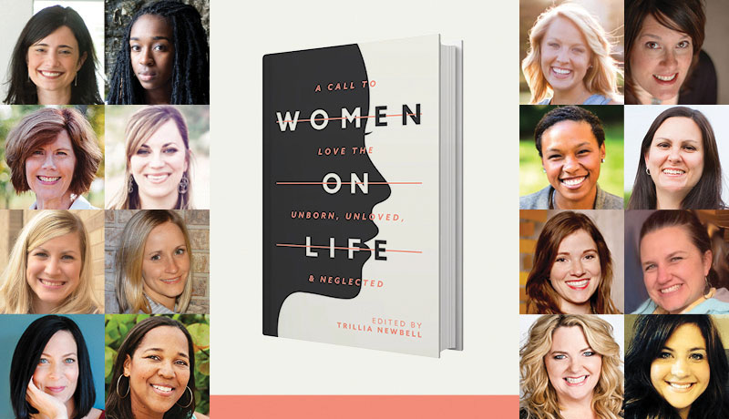New book: Pro-life women are 'pro-woman'