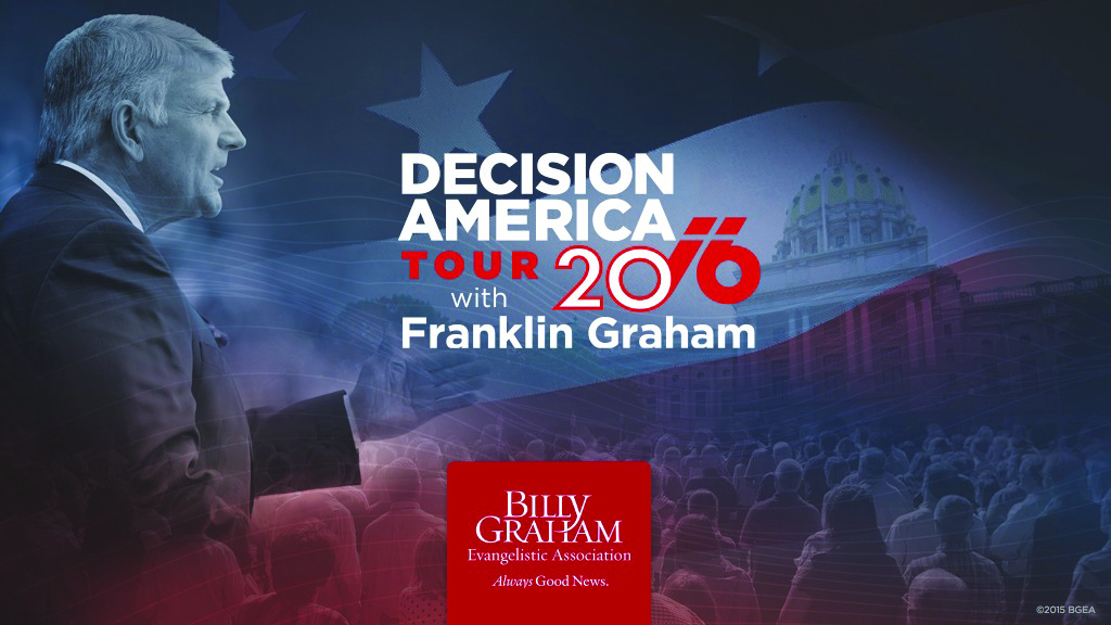 Graham tour coming to state Capitol, April 27
