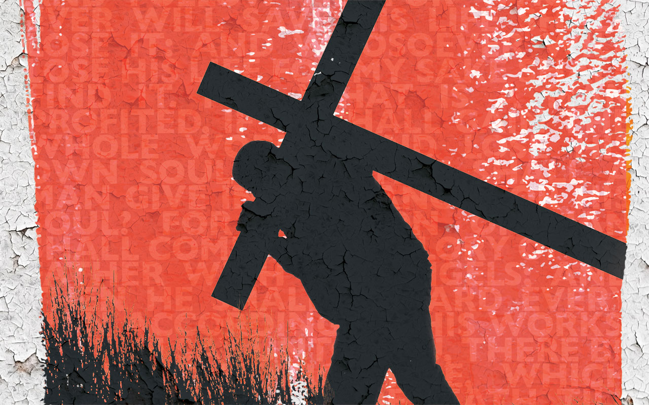 A-Cross Oklahoma: LeFlore Assoc. carries a cross & a message