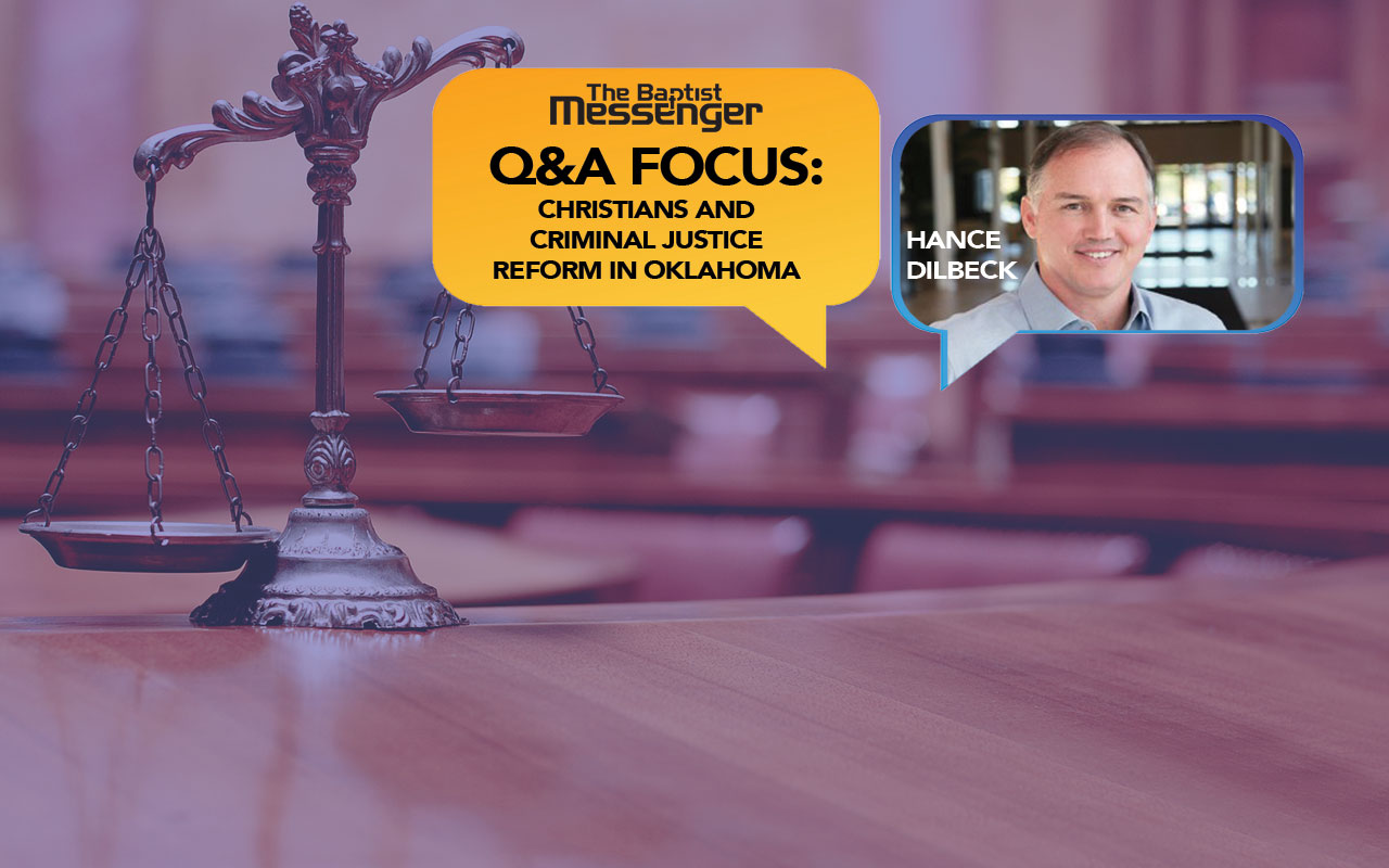 Q&A Focus: Christians and criminal justice reform in Oklahoma
