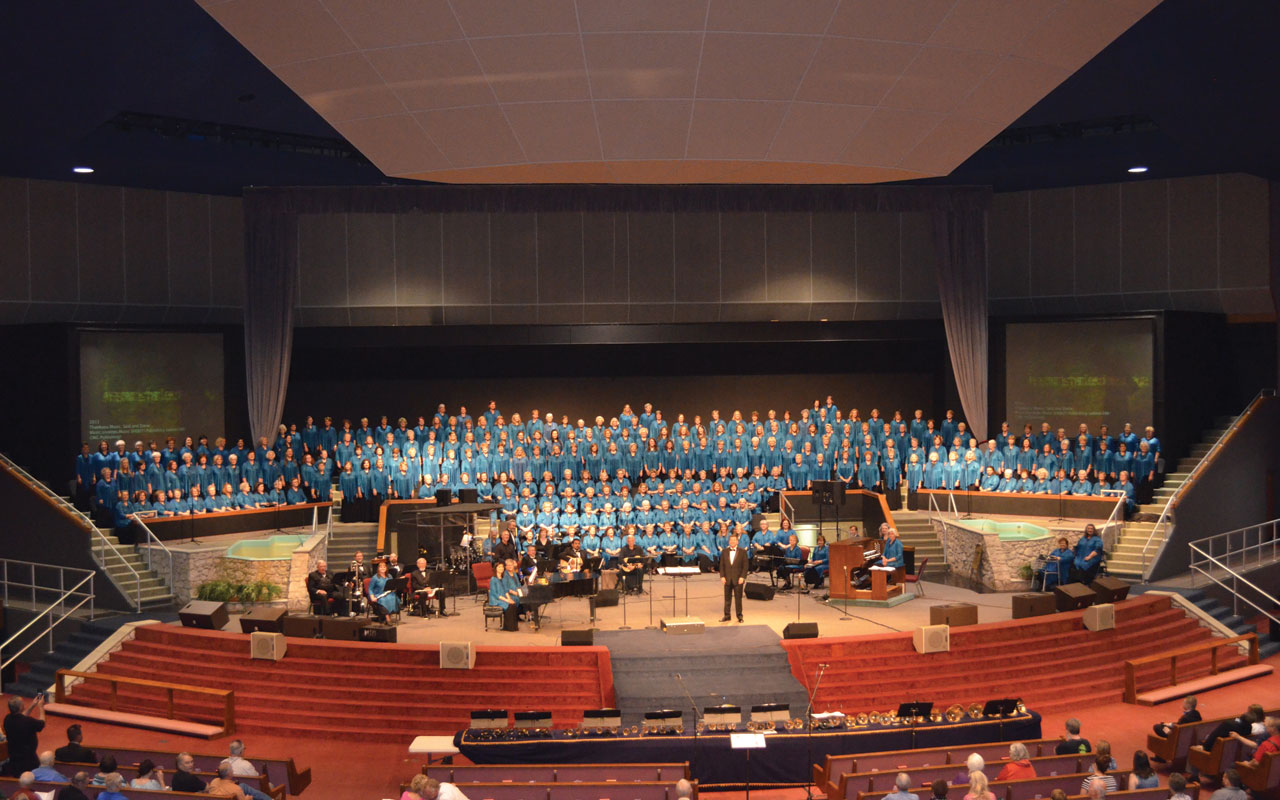 SCW end concert year; prep for Latvia
