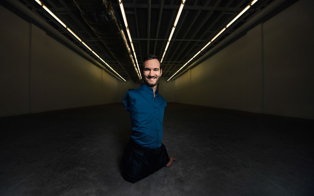 Vujicic to speak at Bethany, Council Road, May 14-15