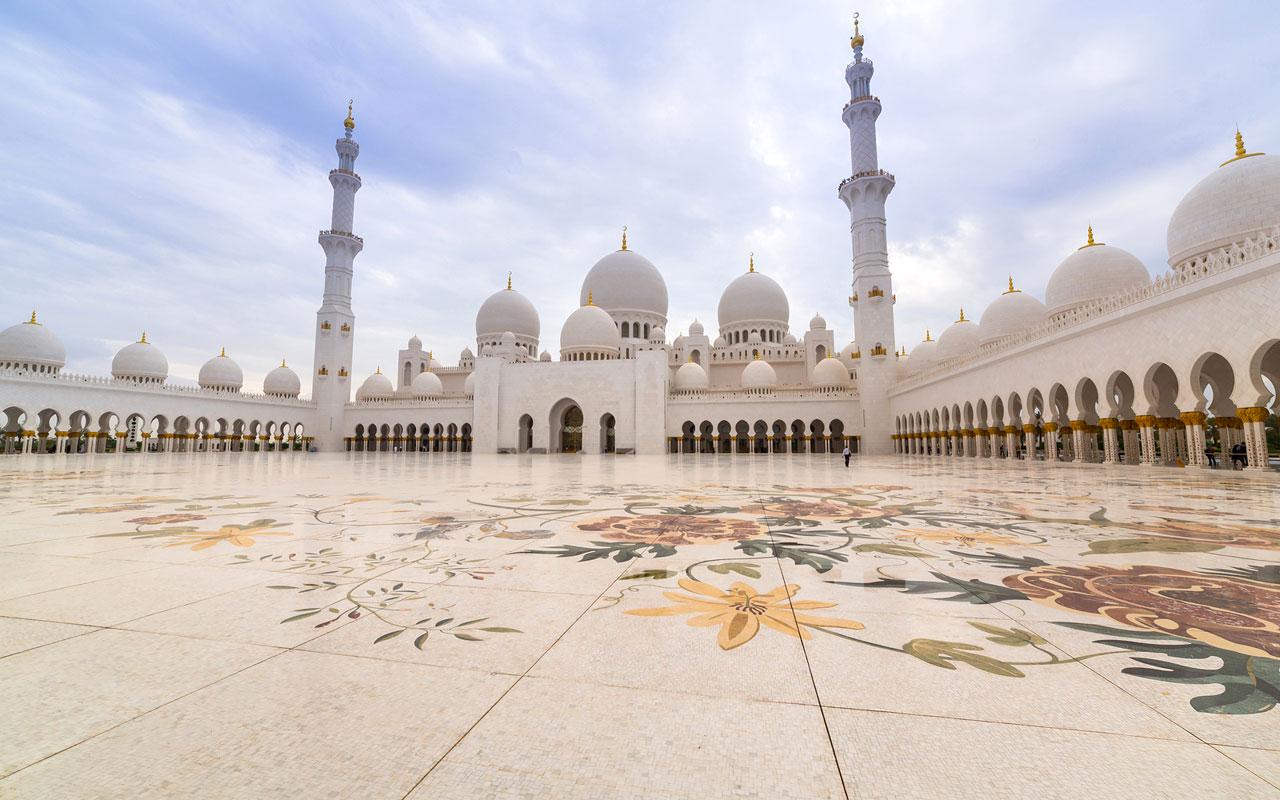 Mosque-building satirical  rumor exposed as lie