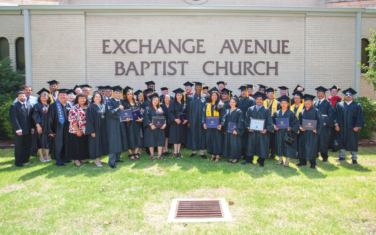 Haskins School graduates ready to serve God
