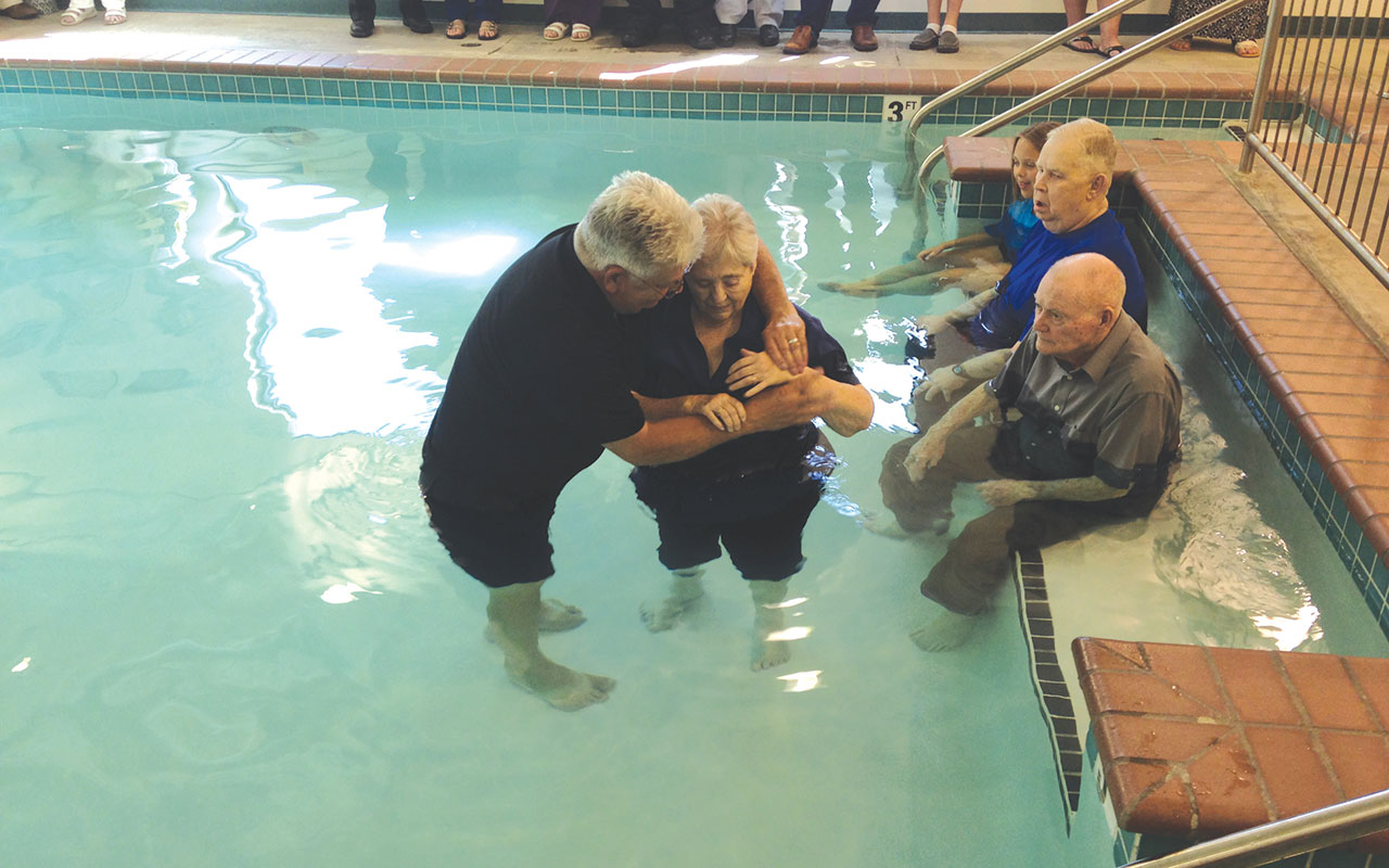 Evangelistic experiences happening at BVC