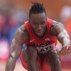 Olympics: Triple jumper ready for big leap
