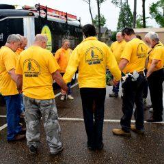 DR volunteers respond to La. flooding