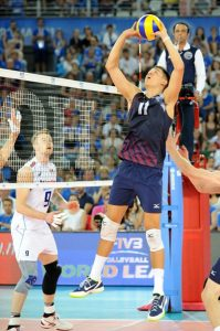 "U.S. Olympic volleyball player Micah Christenson says regardless of the outcome in Rio, relying on God and living for Him is ""enough."" Photos courtesy of FIVB"
