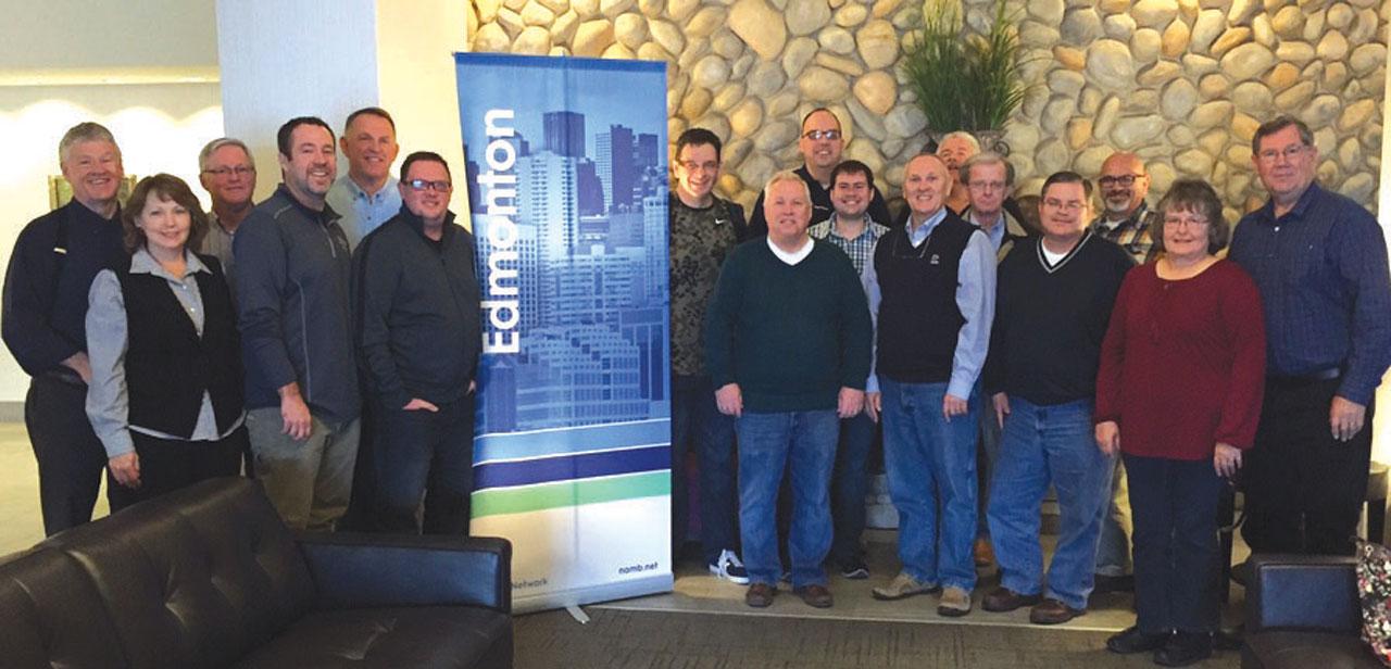 Partnership missions:  Why Edmonton?