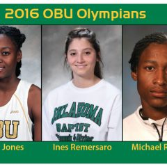 Five Bison Headed to Rio
