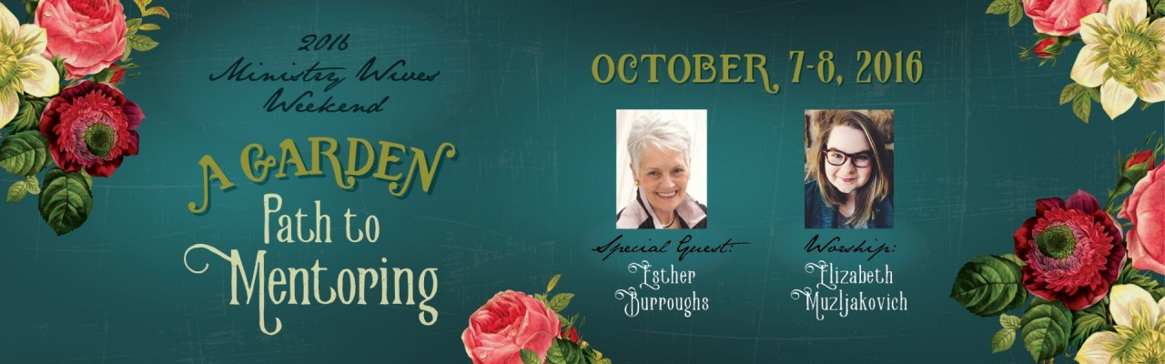 Ministry wives weekend Oct. 7-8