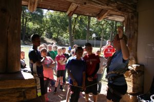 Catapult Weekend offered recreation fun for campers, grades fifth and sixth Photos: Brian Hobbs