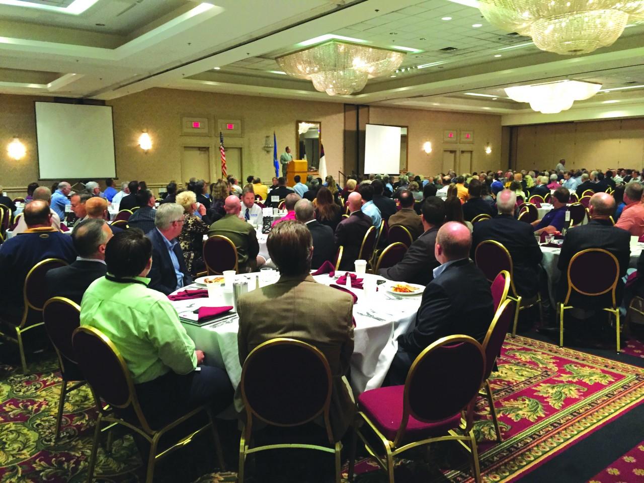 6th annual Oilfield Prayer Breakfast draws 400
