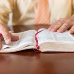 New Year offers new start for Bible reading