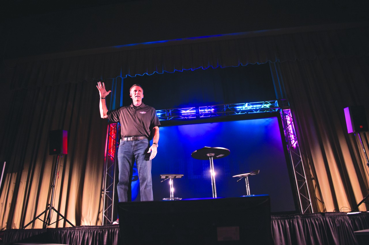 Upward Sports founder McCasland says sports can impact the world for Christ