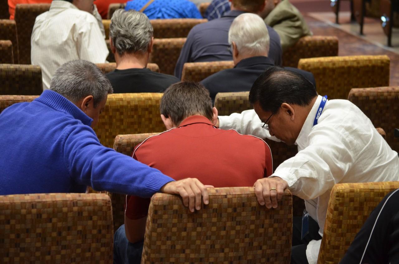 Speakers focused on Jesus at Pastors' Conference
