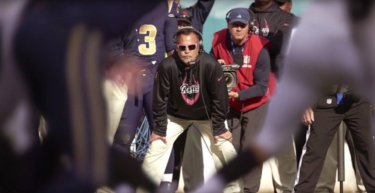 LA Rams Coach Fisher shares he 'accepted the Lord'