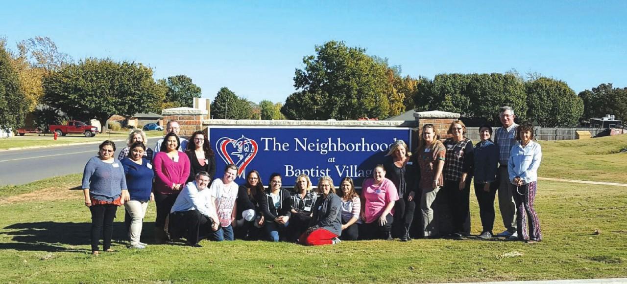 Embracing Elk City: BVC opens 'Neighborhoods' in western Oklahoma