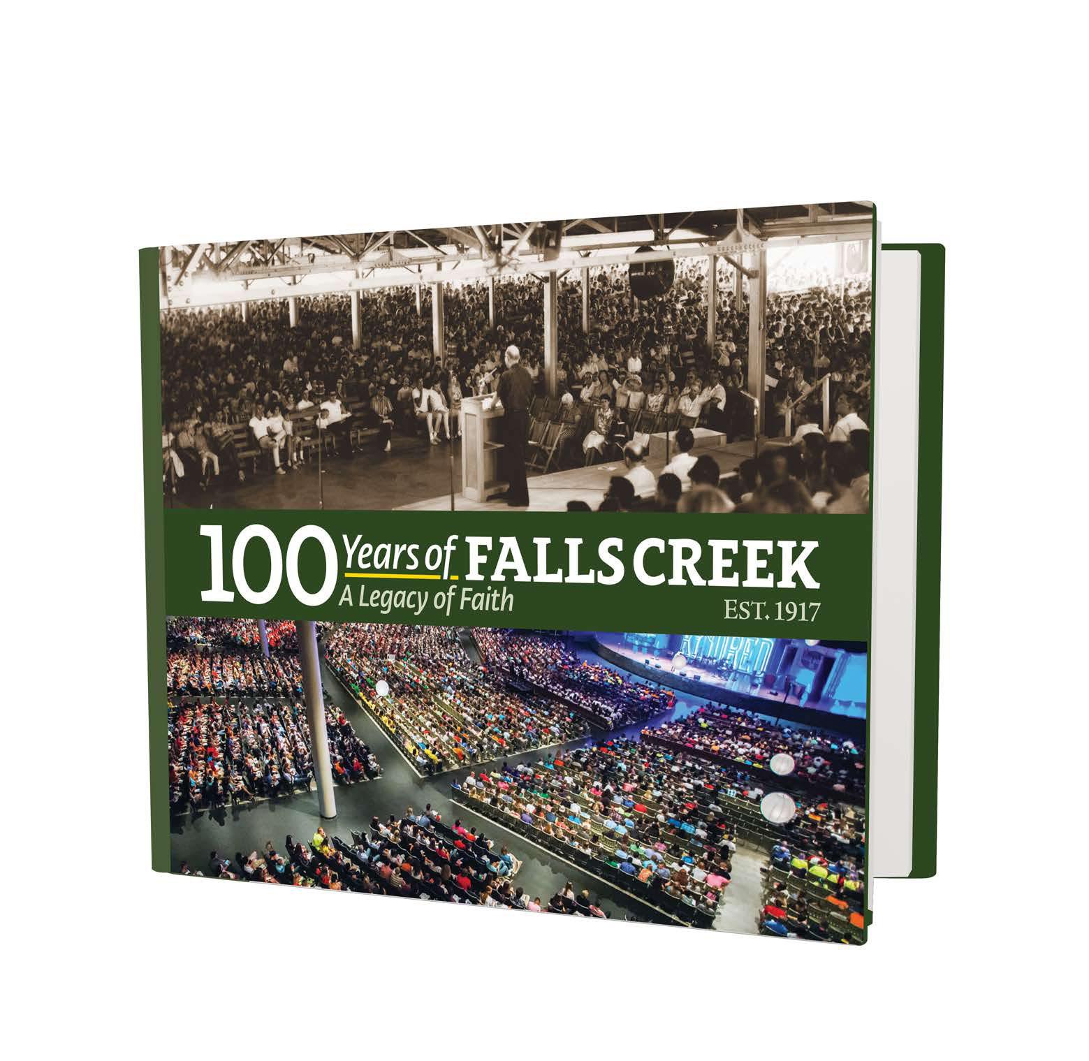 Messenger Insight 266 – Falls Creek Book