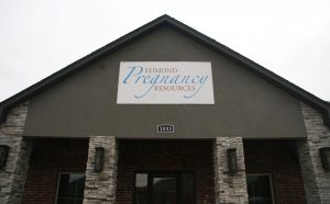 Edmond Pregnancy Resources, a Hope Pregnancy Center, is located at 1033 N. Bryant