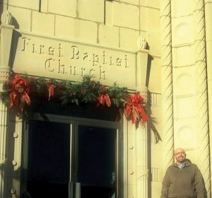 Trevor Bulls, pastor of Boise City, First, leads his church in being faithful supporters of the Lottie Moon Christmas Offering and international missions