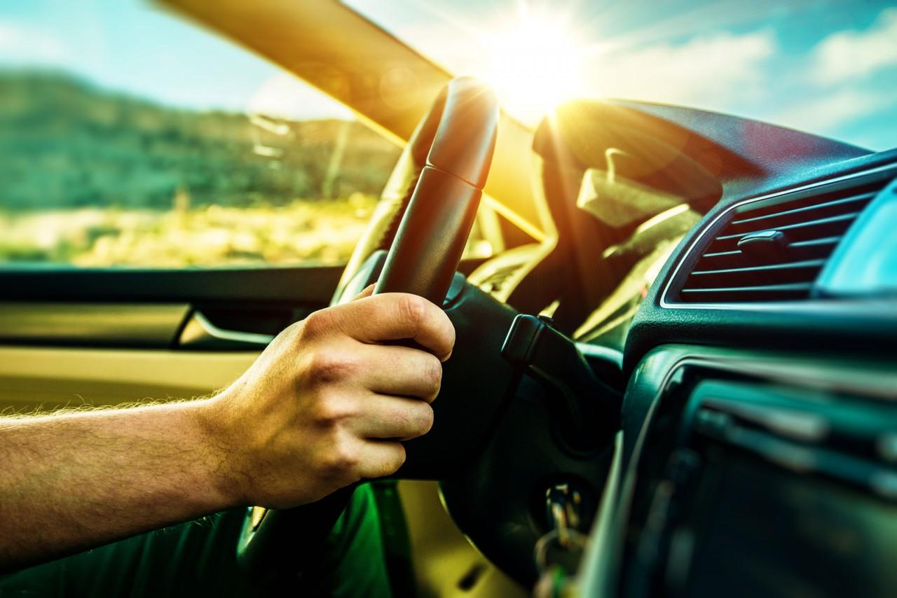 Rite of passage: Drivers training