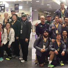 OBU women's & men's track claim national indoor titles