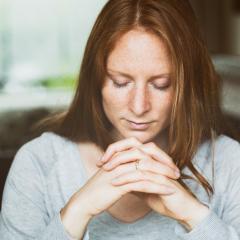 Perspective: Pray, invite, share